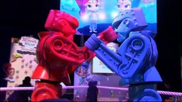 18-02-2017 16:04 Hologramowe, wirtualne i tradycyjne. Targi Zabawek w Nowym Jorku