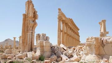 02-04-2016 13:05 Syria: masowy grób ze szczątkami kilkudziesięciu osób w Palmirze
