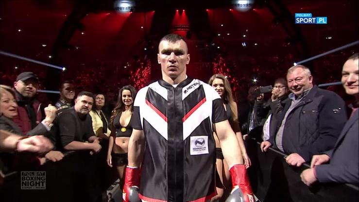 Polsat Boxing Night: Masternak poznał rywala