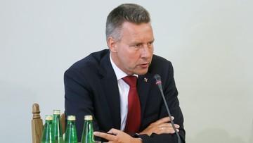 Prezes Portu Lotniczego w Gdańsku: wiedziałem, że Michał Tusk współpracuje z OLT Express