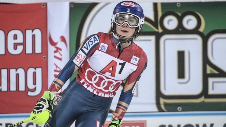 Alpejski PŚ: Piąta z rzędu wygrana Shiffrin