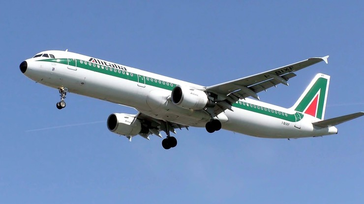 Alitalia dostanie 600 mln euro pożyczki od państwa