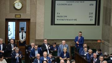 20-07-2017 16:04 Sejm przyjął nową ustawę o Sądzie Najwyższym