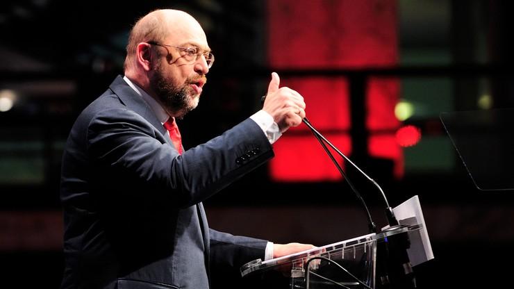 """""""Partnerstwo z Europą wystawione na ciężką próbę"""" - Schultz uzgodnił konsultacje PE z Turcją"""