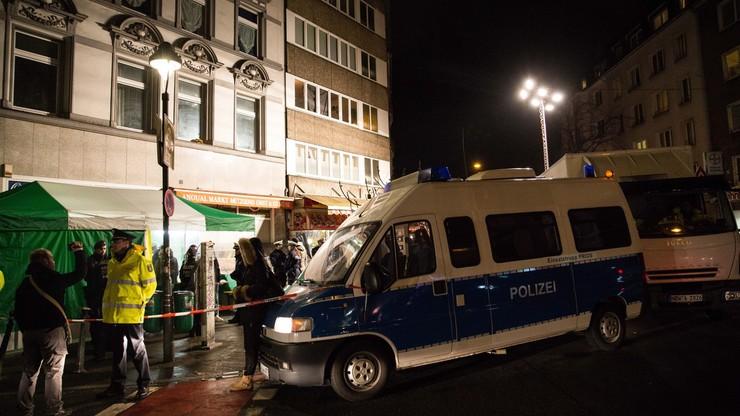 """Niemcy zatrzymali 40 imigrantów z """"Maghrebu"""" w Duesseldordfie"""