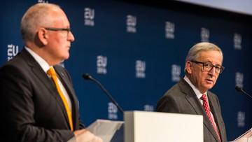 Zamieszanie z wizytą unijnych urzędników w Polsce. Na razie nie przyjadą