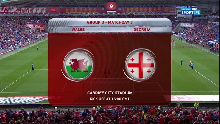 2016-10-09 Walia - Gruzja 1:1. Skrót meczu