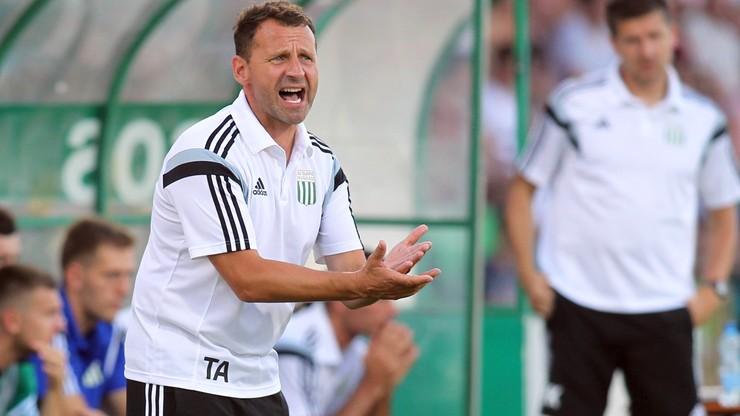 Nice 1 Liga: Asensky nowym trenerem Stomilu Olsztyn
