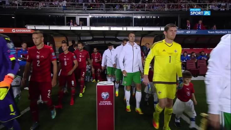 2016-09-04 Czechy - Irlandia Północna 0:0. Skrót meczu