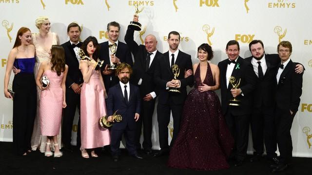 Rozdano nagrody Emmy, zwycięstwo Gry o Tron