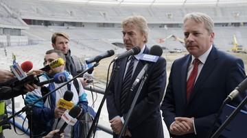 2016-10-24 Boniek: Mamy koncepcję zagospodarowania Stadionu Śląskiego