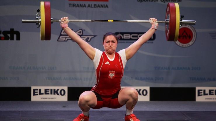ME w ciężarach: Wiejak ósma w kat. 75 kg, tytuł dla Ukrainki