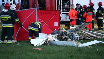 16-04-2016 22:11 Tragiczny wypadek szybowca. Nie żyje 59-letni pilot