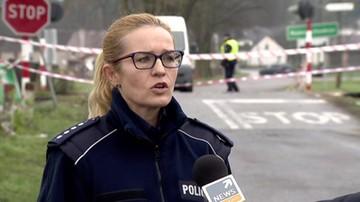 Policja sprawdzi, dlaczego ciężarówka wjechała pod Pendolino