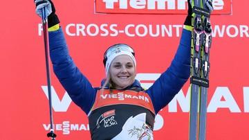 2017-11-24 PŚ w biegach: Nilsson wygrała inauguracyjne zawody, Kowalczyk 20.