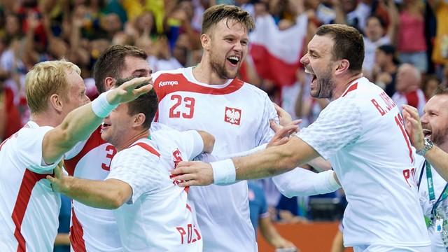 Rio: Polacy w ćwierćfinale. Biało-czerwoni pokonali Chorwatów 30:27