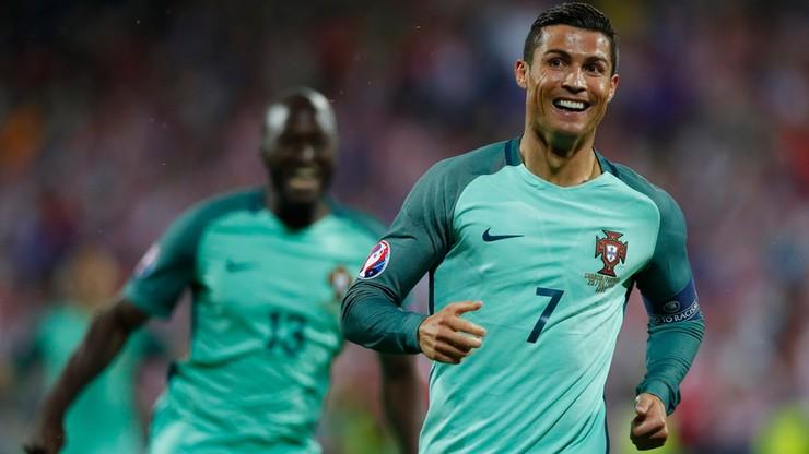 Eusebio, Figo i Ronaldo. Portugalia zawsze miała wielkie gwiazdy