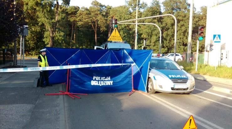 Bydgoszcz: 83-letni pieszy wszedł na przejście. Zabił go samochód
