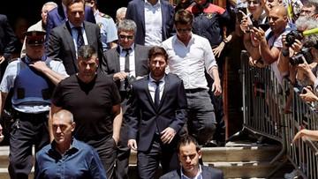 06-07-2016 12:54 Leo Messi skazany na 21 miesięcy więzienia