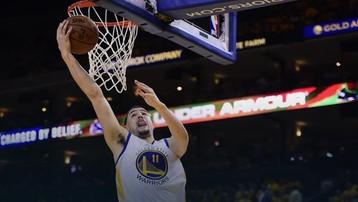 2017-03-21 NBA: Kolejne zwycięstwo Warriors, świetny mecz Thompsona i Curry'ego