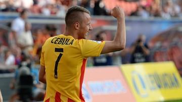2017-07-31 Strzelił Cracovii... pierwszego gola w karierze