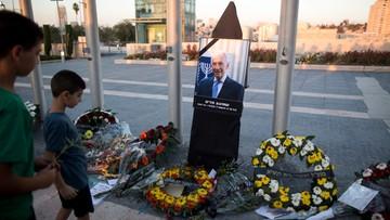 30-09-2016 12:42 Izrael: uroczystości pogrzebowe Szimona Peresa