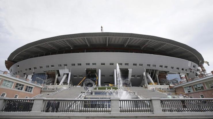 MŚ 2018: Rośnie opóźnienie w budowie stadionu w Petersburgu
