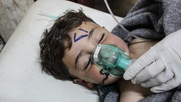 05-04-2017 09:09 Atak chemiczny w Syrii. Rosja wyjaśnia jak do niego doszło