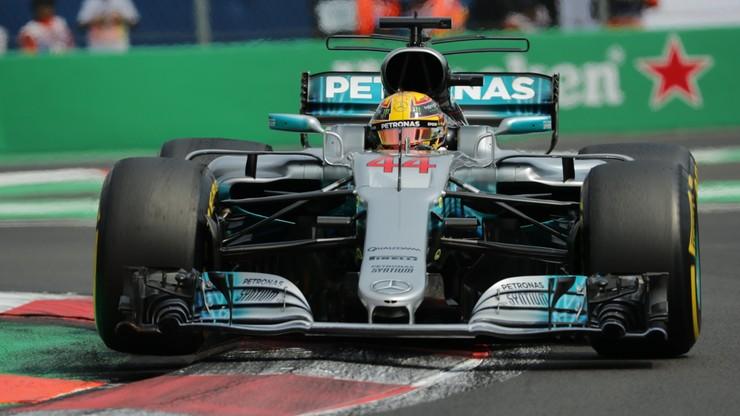 F1: Hamilton mistrzem świata po raz czwarty!