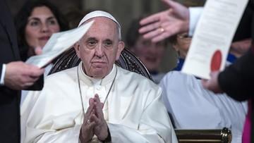 26-02-2017 18:39 Papież rozważa możliwość podróży do Sudanu Południowego