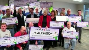 USA: 421 mln dolarów do podziału - wspólna wygrana pracowników fabryki