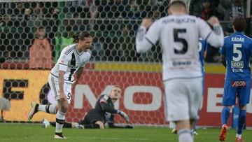 15-04-2016 22:52 Ekstraklasa: Legia pokonała Lecha w hicie kolejki. Gol Prijovicia przesądził