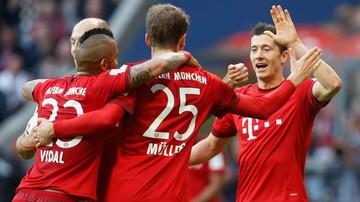 2015-11-19 Schalke na drodze niepokonanego Bayernu