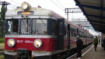 Statystycznie w 2016 r. każdy Polak prawie osiem razy jechał pociągiem