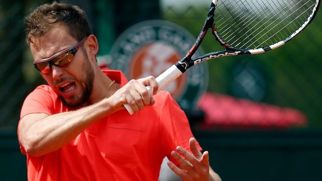 French Open: Janowicz zagra o trzecią rundę z Maratończykiem