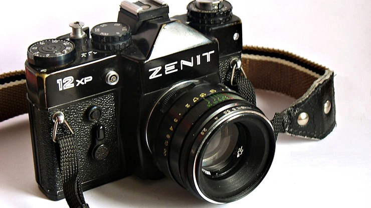 Rosyjskie aparaty Zenit wracają na rynek. Będą konkurować z Leiką