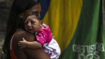 13-02-2016 16:20 Ponad 5 tys. kobiet w ciąży zarażonych wirusem Zika w Kolumbii