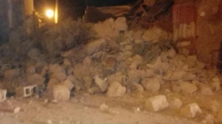 Trzęsienie ziemi na włoskiej wyspie. Są ofiary