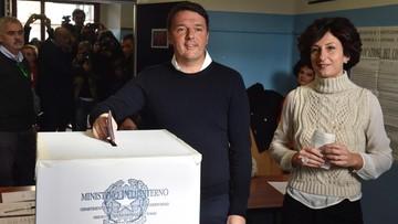 2016-12-04 Włosi tłumnie ruszyli do urn. Trwa referendum konstytucyjne