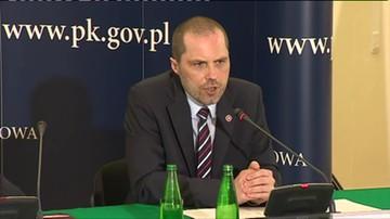 Prok. Kuczyński: podstawą opinia fonoskopijna