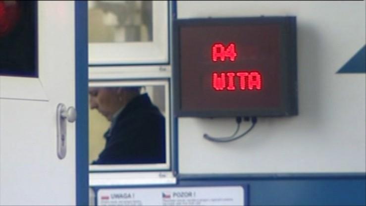 Od 2017 r. bez papierowych abonamentów na A4 Katowice-Kraków
