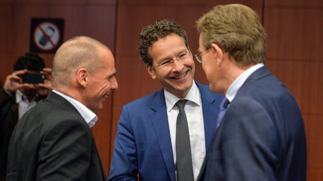 Eurogrupa: postęp w rozmowach z Grecją, ale wciąż są różnice