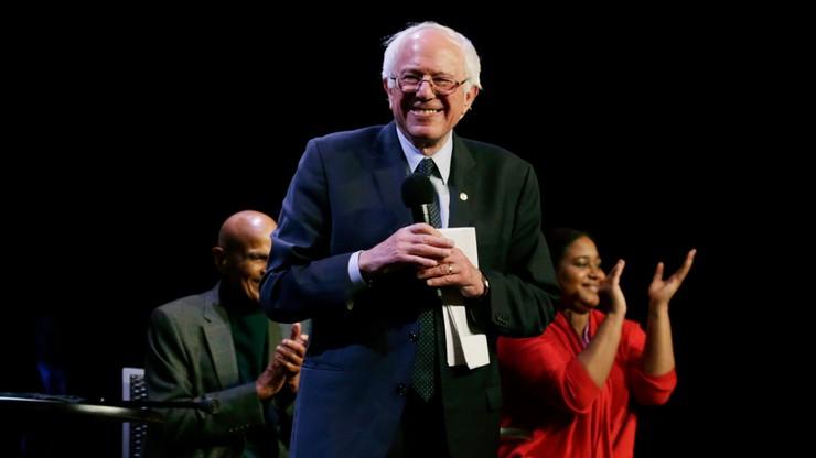Sanders pokonał Clinton w prawyborach w Wyoming