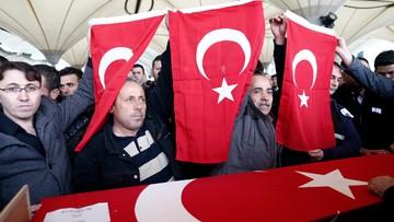 15-03-2016 09:35 Turcy bombardują pozycje kurdyjskie w odwecie za zamach w Ankarze