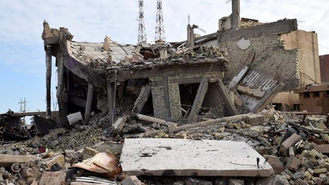 Irak potrzebuje ponad 1,5 mld USD na działania humanitarne