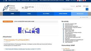 Jest śledztwo ws. cyberataku na KNF