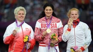 Dyskwalifikacja Łysenko, tytuł dla Włodarczyk