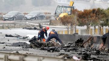 10-03-2017 11:52 W Stambule rozbił się śmigłowiec. Zginęło 5 osób