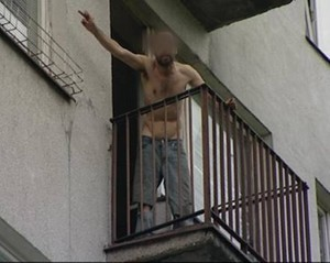 Strach przed sąsiadem