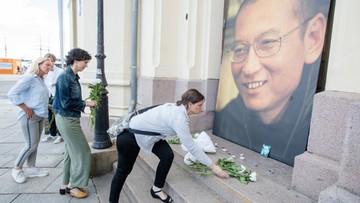 14-07-2017 11:47 UE wzywa Chiny do zwolnienia więźniów politycznych po śmierci Liu Xiaobo